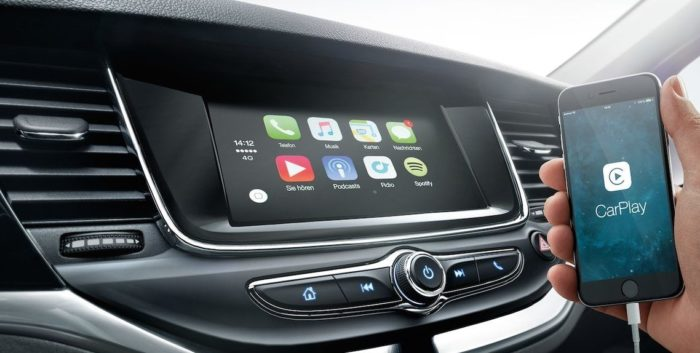 Opel-carplay-android-navigatie