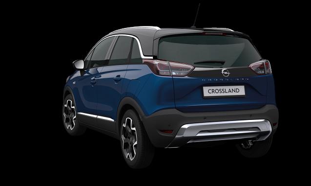 Opel Crossland elspeet nunspeet putten