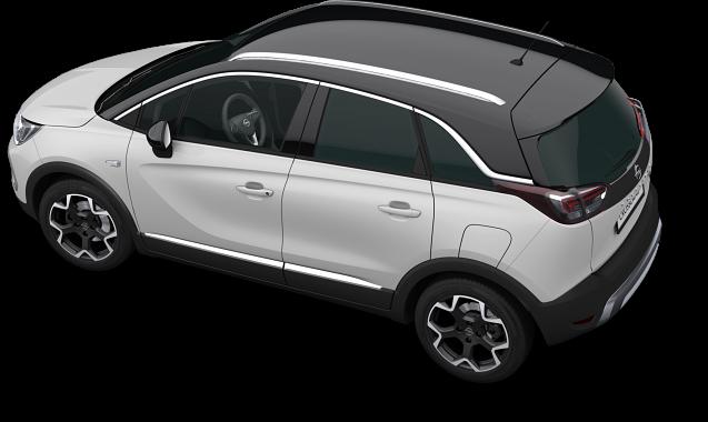 Opel Crossland proefrit