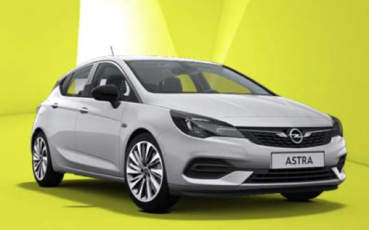 Opel Astra Elspeet