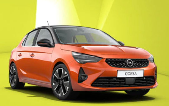 Opel Corsa-e Elspeet