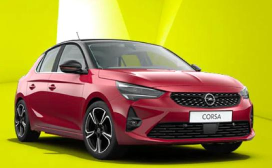 Opel Corsa Elspeet