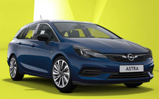 Opel AstraElspeet