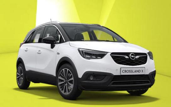 Opel Crossland X Elspeet