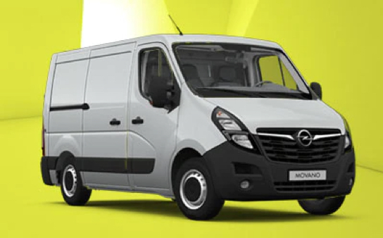 Opel Movano Elspeet