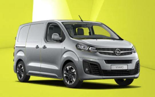 Opel Vivaro Elspeet
