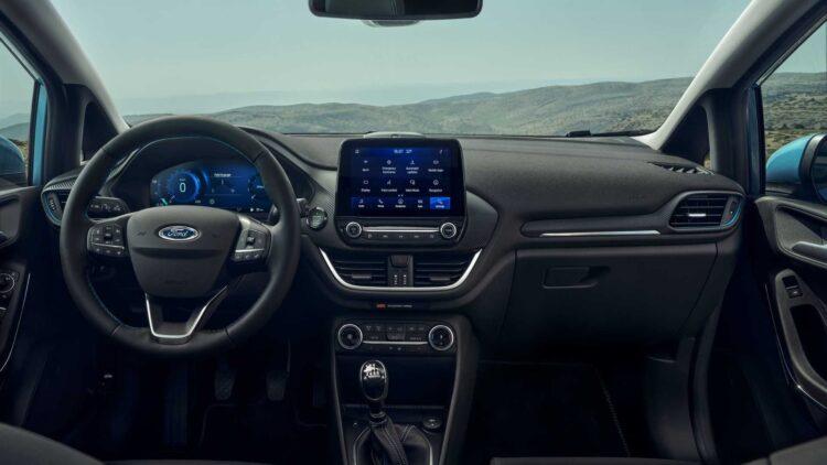Ford Fiesta Interieur